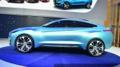 Venucia VOW concept side profile view at Auto Shanghai 2015
