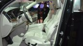 Volvo XC90 Excellence front seats at Auto Shanghai 2015