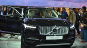 Volvo XC90 Excellence headlamp and grille at Auto Shanghai 2015