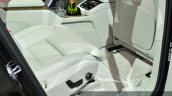 Volvo XC90 Excellence rear legroom at Auto Shanghai 2015