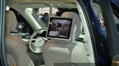 Volvo XC90 Excellence screen at Auto Shanghai 2015