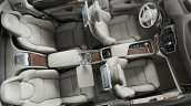 Volvo XC90 Excellence seating press shots