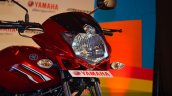 Yamaha Saluto front number plate