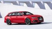 2015 Audi RS6 Avant front quarter