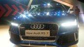 2015 Audi RS7 facelift Matrix LED India