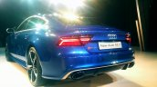 2015 Audi RS7 facelift rear India