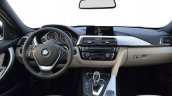 2015 BMW 3 Series facelift dashboard leaked