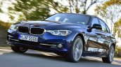 2015 BMW 3 Series facelift front leaked