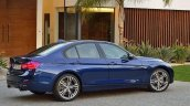 2015 BMW 3 Series facelift rear quarter leaked