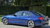 2015 BMW 3 Series facelift rear quarters leaked