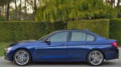 2015 BMW 3 Series facelift side leaked