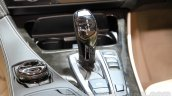 2015 BMW 6 Series Gran Coupe facelift gearlever