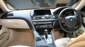 2015 BMW 6 Series Gran Coupe facelift interior