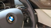 2015 BMW 6 Series Gran Coupe facelift steering mounted controls