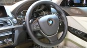 2015 BMW 6 Series Gran Coupe facelift steering