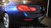 2015 BMW 6 Series Gran Coupe facelift taillight