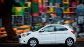 2015 Ford Figo hatchback for South Africa side view press image