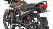 2015 Hero Passion Pro facelift rear quarter