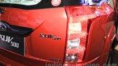 2015 Mahindra XUV500 facelift W10 badge