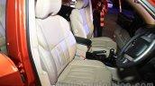 2015 Mahindra XUV500 facelift W10 front seats