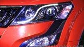 2015 Mahindra XUV500 facelift W10 headlight