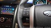 2015 Mahindra XUV500 facelift W10 music controls