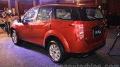 2015 Mahindra XUV500 facelift W10 rear quarter