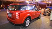 2015 Mahindra XUV500 facelift W10 rear quarters