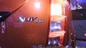 2015 Mahindra XUV500 facelift W10 taillight
