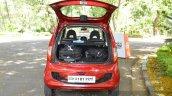 2015 Tata Nano GenX AMT boot open