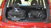 2015 Tata Nano GenX AMT boot with bags