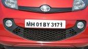2015 Tata Nano GenX AMT front bumper