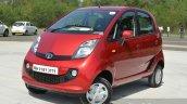 2015 Tata Nano GenX AMT front quarters