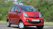 2015 Tata Nano GenX AMT front three quarter
