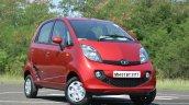 2015 Tata Nano GenX AMT front three quarter