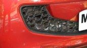 2015 Tata Nano GenX AMT rear infinity motif