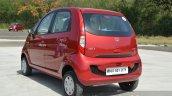 2015 Tata Nano GenX AMT rear quarter