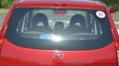 2015 Tata Nano GenX AMT rear windscreen