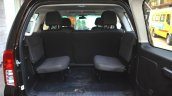 2015 Tata Safari Storme facelift Jump seats Brown