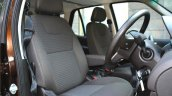 2015 Tata Safari Storme facelift seats Brown
