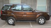 2015 Tata Safari Storme facelift side Brown