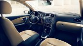 2015 VW Polo Sedan Russia interior press image