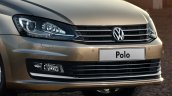 2015 VW Polo Sedan headlamp and grille for Russia
