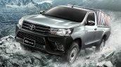 2016 Toyota Hilux Revo Single cab press shots