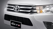 2016 Toyota Hilux Revo grille press shots
