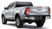 2016 Toyota Hilux Revo rear quarters press shots