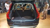 2015 Volvo XC90 boot space india launch