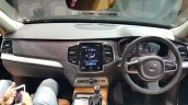 2015 Volvo XC90 dashboard (1) india launch