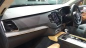 2015 Volvo XC90 dashboard (3) india launch