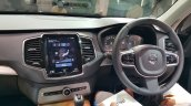 2015 Volvo XC90 dashboard india launch